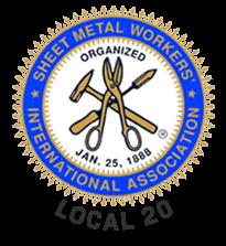 Sheet Metal Workers International Association Local 20