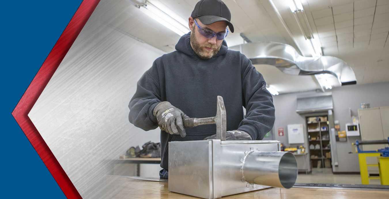 A Union Sheet Metal Contractor Means Quality Workmanship