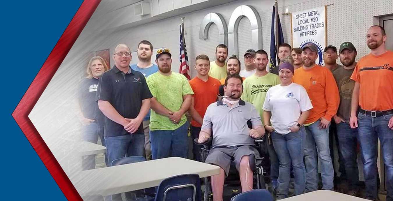 A Union Sheet Metal Contractor Means A Social Responsibilty