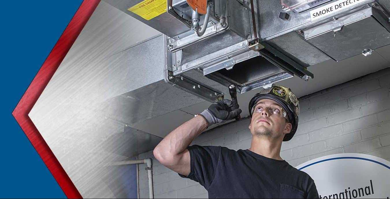 A Union Sheet Metal Contractor Means Safety